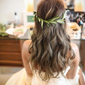オリーブの花冠